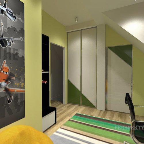Perspektywa Studio-Pokoje-Chłopiec i samolot_1