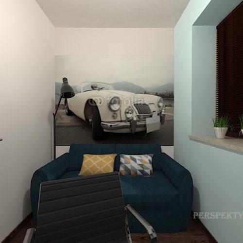 Perspektywa Studio-Pokoje-Gabinet Samochodziarz_4