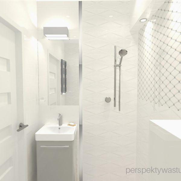 projekt-łazienki-projektowanie-wnętrz-lublin-perspektywa-studio-łazienka-2,5-m2-cała-w-bieli-z-prysznicem-bez-brodzika-odwodnienie-liniowe-Abbiso-2