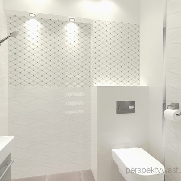 projekt-łazienki-projektowanie-wnętrz-lublin-perspektywa-studio-łazienka-2,5-m2-cała-w-bieli-z-prysznicem-bez-brodzika-odwodnienie-liniowe-Abbiso-3