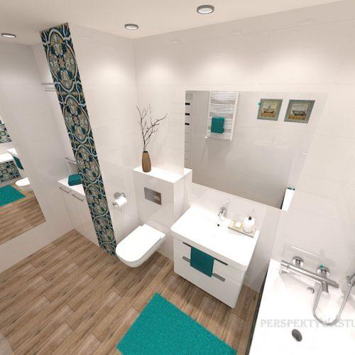 projekt-łazienki-projektowanie-wnętrz-lublin-perspektywa-studio-łazienka-biała-ozdobny-dekor-6m2-wanna-w-zabudowie-okno-Rozeta-2