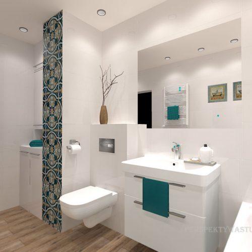projekt-łazienki-projektowanie-wnętrz-lublin-perspektywa-studio-łazienka-biała-ozdobny-dekor-6m2-wanna-w-zabudowie-okno-Rozeta-5