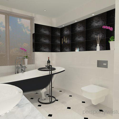 projekt-łazienki-projektowanie-wnętrz-lublin-perspektywa-studio-łazienka-czrno-biała-wanno-wolnostojąca-prysznic-bez-brodzika-pralka-i-suszarka-zień-Queensway-3