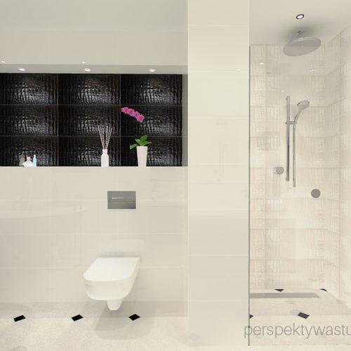 projekt-łazienki-projektowanie-wnętrz-lublin-perspektywa-studio-łazienka-czrno-biała-wanno-wolnostojąca-prysznic-bez-brodzika-pralka-i-suszarka-zień-Queensway-4