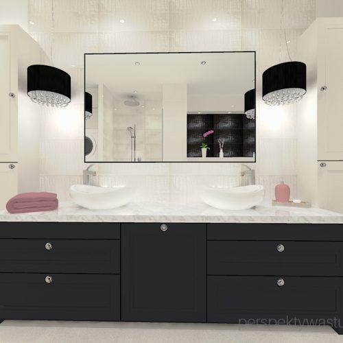 projekt-łazienki-projektowanie-wnętrz-lublin-perspektywa-studio-łazienka-czrno-biała-wanno-wolnostojąca-prysznic-bez-brodzika-pralka-i-suszarka-zień-Queensway-5