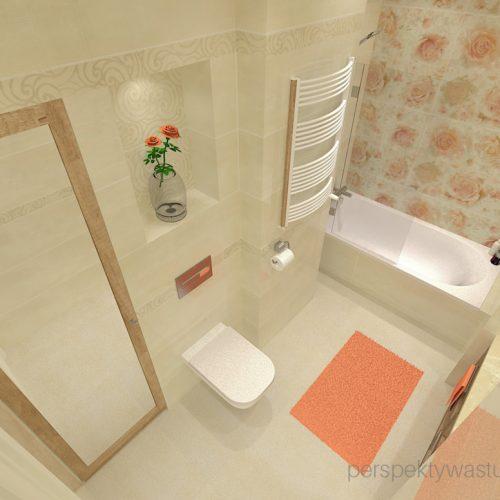 projekt-łazienki-projektowanie-wnętrz-lublin-perspektywa-studio-łazienka-klasyczna-w-kamienicy-motywy-kwiatowe-Mistere-bianco-4