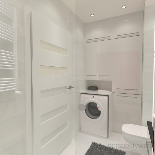 projekt-łazienki-projektowanie-wnętrz-lublin-perspektywa-studio-łazienka-nowoczesna-4-m2-biel-plus-różowy-lacobel-fuksja-prysznic-bez-brodzika-z-odwodnieniem-liniowym-wneki-Rosa-6