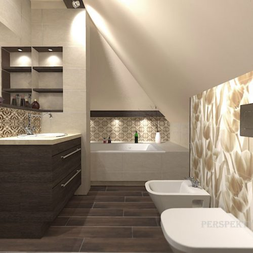 projekt-łazienki-projektowanie-wnętrz-lublin-perspektywa-studio-łazienka-nowoczesna-9m2-beże-poddasze-skosy-wanna-w-zabudowie-bidet-Coraline-6