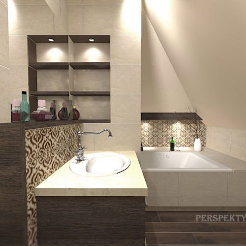 projekt-łazienki-projektowanie-wnętrz-lublin-perspektywa-studio-łazienka-nowoczesna-9m2-beże-poddasze-skosy-wanna-w-zabudowie-bidet-Coraline-7