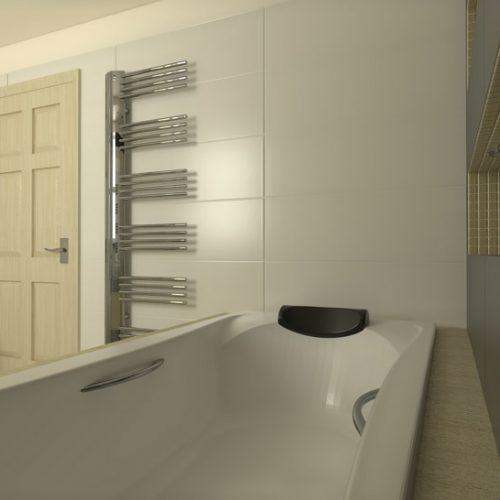 projekt-łazienki-projektowanie-wnętrz-lublin-perspektywa-studio-łazienka-nowoczesna-beż-szarość-7m2-bidet-wanna-w-zabudowie-Velatia-2