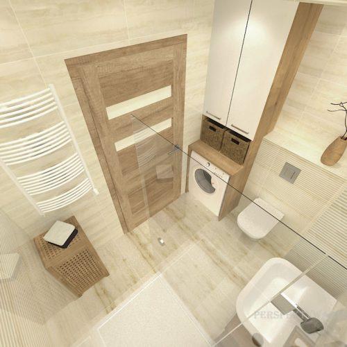 projekt-łazienki-projektowanie-wnętrz-lublin-perspektywa-studio-łazienka-nowoczesna-beże-4m2-kabina-płytki-brodzik-Onice-7