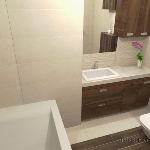 projekt-łazienki-projektowanie-wnętrz-lublin-perspektywa-studio-łazienka-nowoczesna-beże-brązy-6m2-wanna-w-zabudowie-kabina-z-brodzikiem-Danubio-2