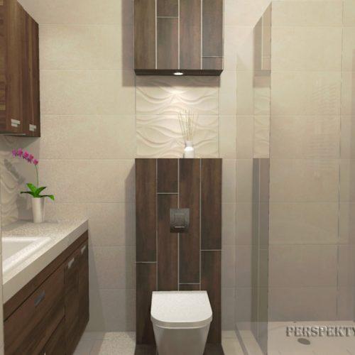 projekt-łazienki-projektowanie-wnętrz-lublin-perspektywa-studio-łazienka-nowoczesna-beże-brązy-6m2-wanna-w-zabudowie-kabina-z-brodzikiem-Danubio-3