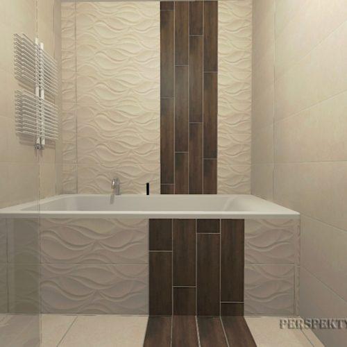 projekt-łazienki-projektowanie-wnętrz-lublin-perspektywa-studio-łazienka-nowoczesna-beże-brązy-6m2-wanna-w-zabudowie-kabina-z-brodzikiem-Danubio-6
