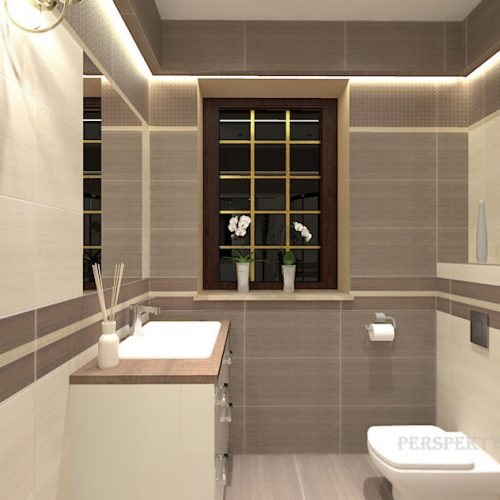 projekt-łazienki-projektowanie-wnętrz-lublin-perspektywa-studio-łazienka-nowoczesna-beże-brązy-kabina-narożna-okno-Meisha-Brown-1