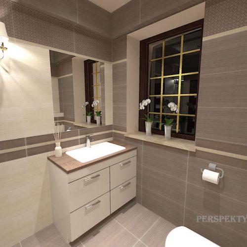 projekt-łazienki-projektowanie-wnętrz-lublin-perspektywa-studio-łazienka-nowoczesna-beże-brązy-kabina-narożna-okno-Meisha-Brown-2