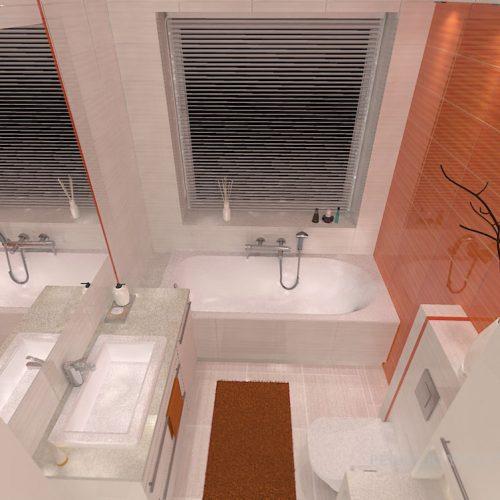 projekt-łazienki-projektowanie-wnętrz-lublin-perspektywa-studio-łazienka-nowoczesna-biała-pomarańczowa-5m2-wanna-w-zabudowie-okno-Orange-2