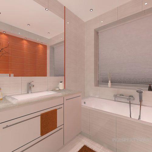 projekt-łazienki-projektowanie-wnętrz-lublin-perspektywa-studio-łazienka-nowoczesna-biała-pomarańczowa-5m2-wanna-w-zabudowie-okno-Orange-3