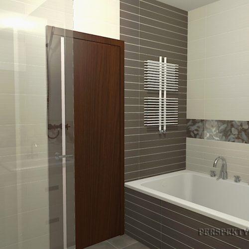 projekt-łazienki-projektowanie-wnętrz-lublin-perspektywa-studio-łazienka-nowoczesna-biel-brąz-6m2-wanna-w-zabudowie-kabina-z-brodzikiem-Pamesa-5