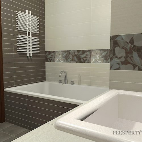 projekt-łazienki-projektowanie-wnętrz-lublin-perspektywa-studio-łazienka-nowoczesna-biel-brąz-6m2-wanna-w-zabudowie-kabina-z-brodzikiem-Pamesa-6