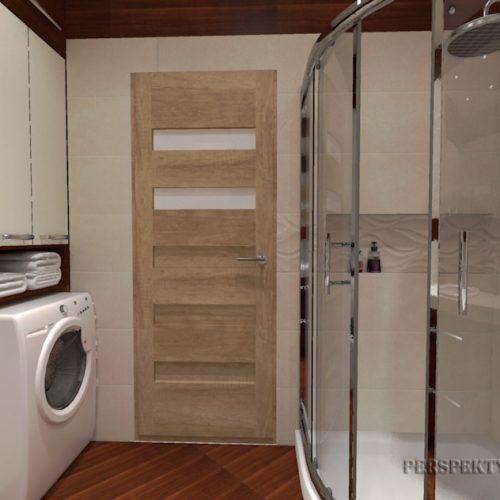 projekt-łazienki-projektowanie-wnętrz-lublin-perspektywa-studio-łazienka-nowoczesna-biel-drewno-5m2-dwie-umywalki-kabina-narożna-Rovere-4