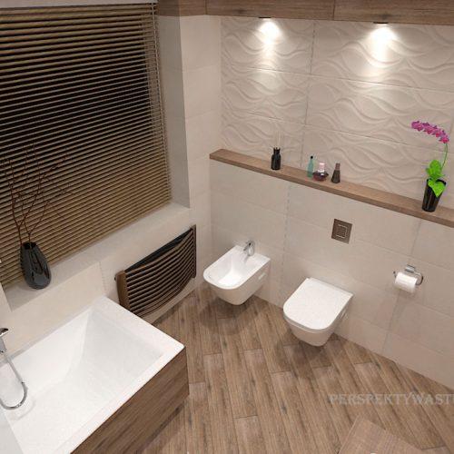 projekt-łazienki-projektowanie-wnętrz-lublin-perspektywa-studio-łazienka-nowoczesna-brązy-8m2-wanna-bidet-okno-Danubio-Foresta-2