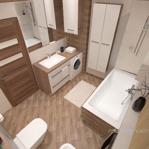 projekt-łazienki-projektowanie-wnętrz-lublin-perspektywa-studio-łazienka-nowoczesna-brązy-8m2-wanna-bidet-okno-Danubio-Foresta-5