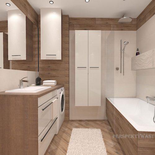 projekt-łazienki-projektowanie-wnętrz-lublin-perspektywa-studio-łazienka-nowoczesna-brązy-8m2-wanna-bidet-okno-Danubio-Foresta-8