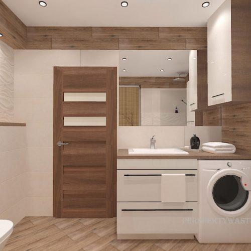 projekt-łazienki-projektowanie-wnętrz-lublin-perspektywa-studio-łazienka-nowoczesna-brązy-8m2-wanna-bidet-okno-Danubio-Foresta-9