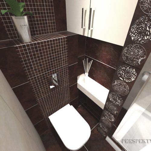 projekt-łazienki-projektowanie-wnętrz-lublin-perspektywa-studio-łazienka-nowoczesna-brązy-dekory-3m2-kabina-narożna-Floralstone-5