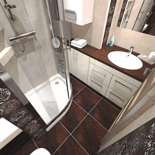 projekt-łazienki-projektowanie-wnętrz-lublin-perspektywa-studio-łazienka-nowoczesna-brązy-dekory-3m2-kabina-narożna-Floralstone-7