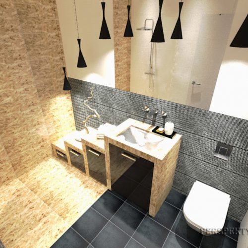 projekt-łazienki-projektowanie-wnętrz-lublin-perspektywa-studio-łazienka-nowoczesna-ciekawe-płytki-6m2-kabina-bez-brodzika-Tokyo-3