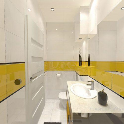 projekt-łazienki-projektowanie-wnętrz-lublin-perspektywa-studio-łazienka-nowoczesna-jasna-żółte-akcenty-4m2-prysznic-bez-brodzika-Mała-Yellow-4