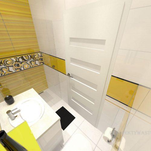 projekt-łazienki-projektowanie-wnętrz-lublin-perspektywa-studio-łazienka-nowoczesna-jasna-żółte-akcenty-4m2-prysznic-bez-brodzika-Mała-Yellow-5