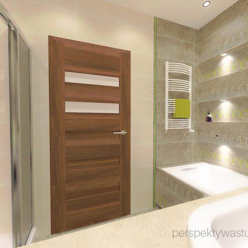 projekt-łazienki-projektowanie-wnętrz-lublin-perspektywa-studio-łazienka-nowoczesna-płytki-z-nadrukiem-cyfrowym-zieleń-Lemone-stone-1