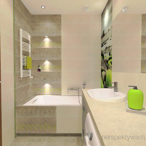 projekt-łazienki-projektowanie-wnętrz-lublin-perspektywa-studio-łazienka-nowoczesna-płytki-z-nadrukiem-cyfrowym-zieleń-Lemone-stone-2