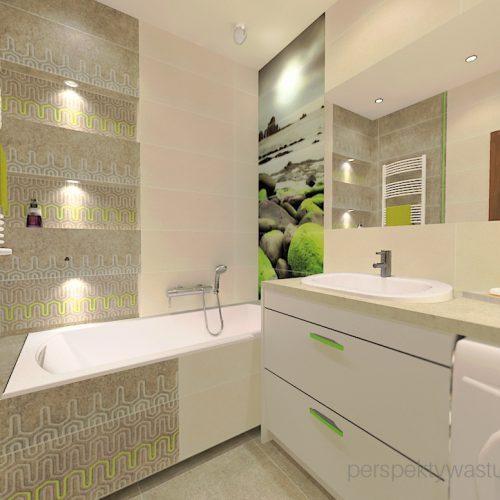 projekt-łazienki-projektowanie-wnętrz-lublin-perspektywa-studio-łazienka-nowoczesna-płytki-z-nadrukiem-cyfrowym-zieleń-Lemone-stone-3