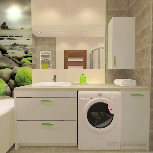 projekt-łazienki-projektowanie-wnętrz-lublin-perspektywa-studio-łazienka-nowoczesna-płytki-z-nadrukiem-cyfrowym-zieleń-Lemone-stone-4