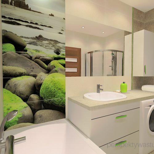 projekt-łazienki-projektowanie-wnętrz-lublin-perspektywa-studio-łazienka-nowoczesna-płytki-z-nadrukiem-cyfrowym-zieleń-Lemone-stone-5