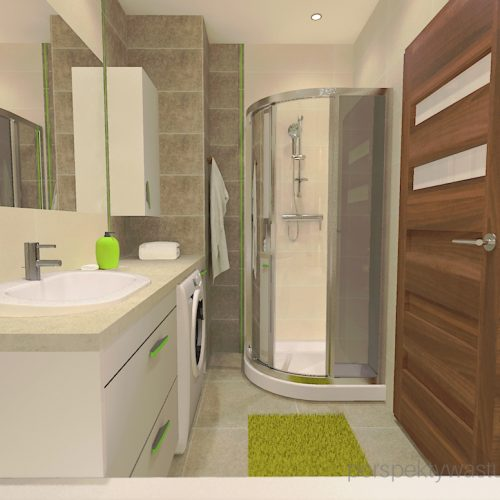 projekt-łazienki-projektowanie-wnętrz-lublin-perspektywa-studio-łazienka-nowoczesna-płytki-z-nadrukiem-cyfrowym-zieleń-Lemone-stone-6