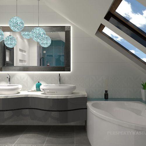 projekt-łazienki-projektowanie-wnętrz-lublin-perspektywa-studio-łazienka-nowoczesna-poddasze-szarości-błękit-10m2-wanna-narożna-okna-Lagoon-53