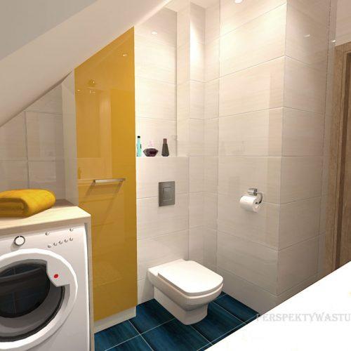 projekt-łazienki-projektowanie-wnętrz-lublin-perspektywa-studio-łazienka-nowoczesna-poddasze-żółty-granatowy-mała-toaleta-4m2-Vicenza-Yellow-46