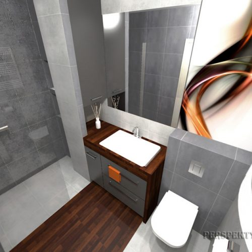 projekt-łazienki-projektowanie-wnętrz-lublin-perspektywa-studio-łazienka-nowoczesna-szara-drewno-akcent-5m2-kabina-bez-brodzika-Pulso-23