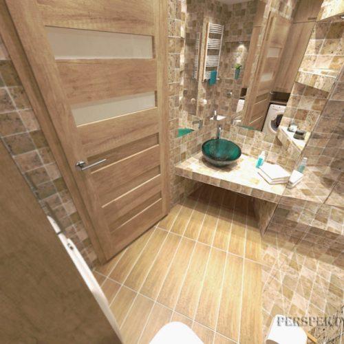 projekt-łazienki-projektowanie-wnętrz-lublin-perspektywa-studio-łazienka-nowoczesna-trawertyn-4m2-bez-brodzika-umywalka-stawiana-na-blat-Trawertyn-11