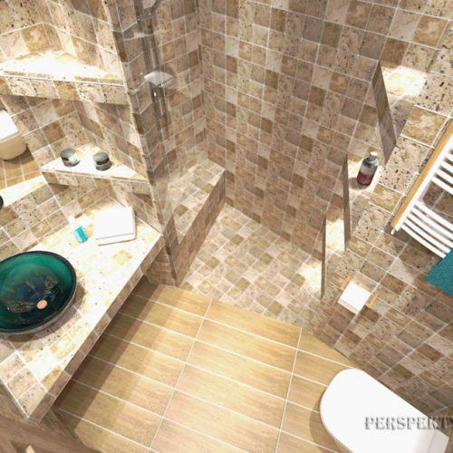 projekt-łazienki-projektowanie-wnętrz-lublin-perspektywa-studio-łazienka-nowoczesna-trawertyn-4m2-bez-brodzika-umywalka-stawiana-na-blat-Trawertyn-8
