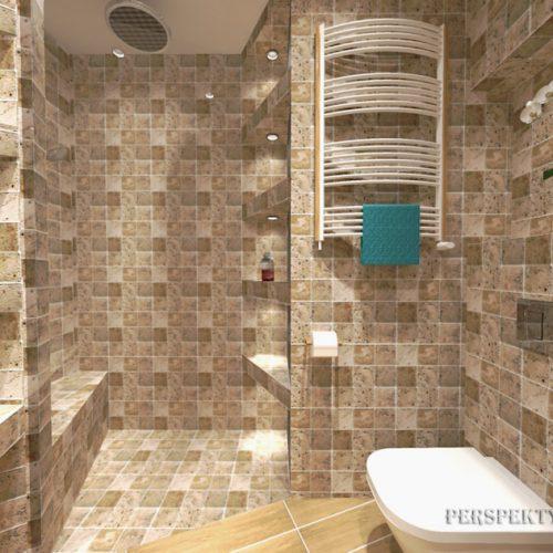 projekt-łazienki-projektowanie-wnętrz-lublin-perspektywa-studio-łazienka-nowoczesna-trawertyn-4m2-bez-brodzika-umywalka-stawiana-na-blat-Trawertyn-9
