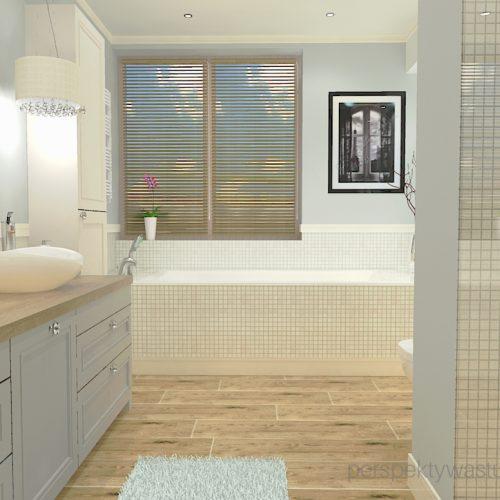 projekt-łazienki-projektowanie-wnętrz-lublin-perspektywa-studio-łazienka-w-stylu-klasycznym-farba-i-tapeta-w-łązience-prysznic-bez-brodzika-Royal-palace-Alabastrino-3