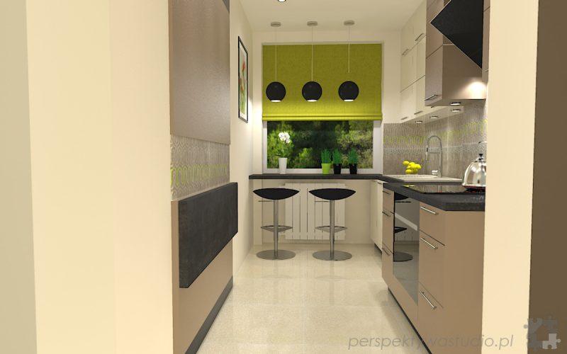 projekt-kuchni-projektowanie-wnętrz-lublin-perspektywa-studio-kuchnia-mała-7-m2-ze-składanym-barkiem-Lemone-stone-1