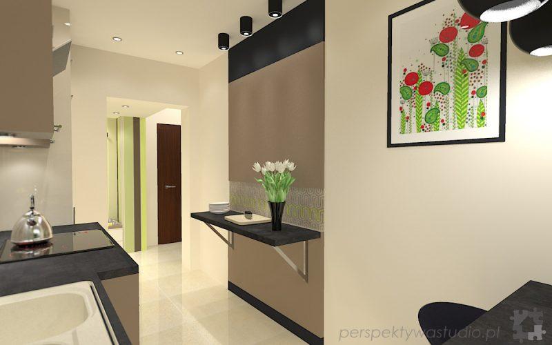 projekt-kuchni-projektowanie-wnętrz-lublin-perspektywa-studio-kuchnia-mała-7-m2-ze-składanym-barkiem-Lemone-stone-5