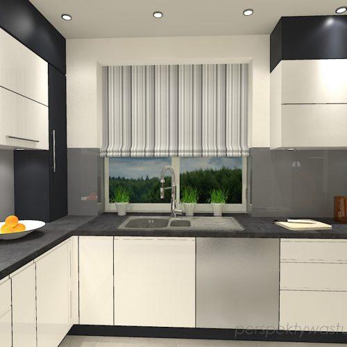 projekt-kuchni-projektowanie-wnętrz-lublin-perspektywa-studio-kuchnia-minimalistyczna-nowoczesna-fronty-bez-uchwytów-W-czarnej-obwódce-4
